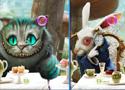Alice in Wonderland Similarities Games