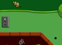 Backyard Mini Golf Game