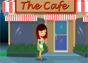 Flirty Waitress Game