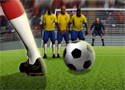 Free Kick Frenzy Game