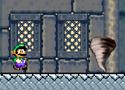 Luigi: Castle On Fire Game