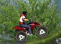 Mountain ATV Game
