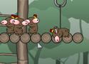 Stinky Bean Fling Game