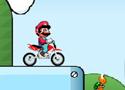Super Mario Cross Game