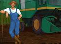 Texas Farm Thrasher Game