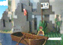 The Lego Treasure Hunt Game