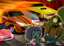 Zombie Racing Game