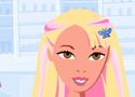 Barbie Makeover Studio Game