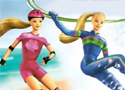Barbie Snowboard Game