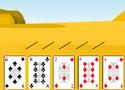 Kártyavár építő Game