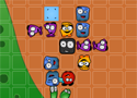 Color Peas Game