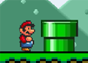 Super Flash Mario Bros Game