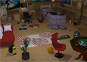 Messy Room Escape Flash Games