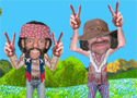 Hippy Dance Game