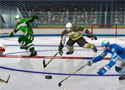 Hockey Face-Off Game