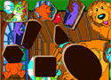 Bear puzzle Game
