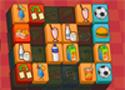Mahjong Burger Game