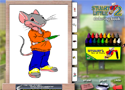 Color Mouse Game