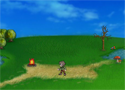 Pillage the Village Game