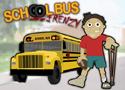 School Bus Frenzy Game