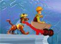 Scooby Doo Construction Game