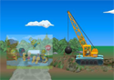 Simpsons Wrecking Ball Game Game