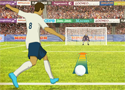Soccer Pro focis Game