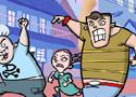 Spitball Warrior Game