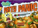 Spongebob Patty Panic Game