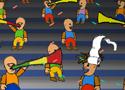 Stop That Vuvuzela - Games