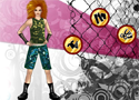 Tokio Hotel Make Over Game